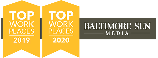 Baltimore Sun Top Places To Work 2019, 2020